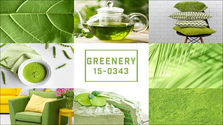 Greenery bei Expo Natura