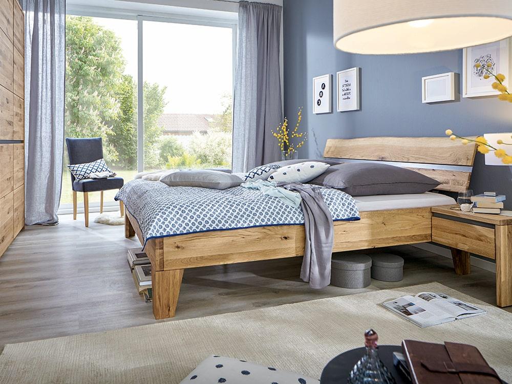 Schlafzimmer von Natura bei Expo Natura