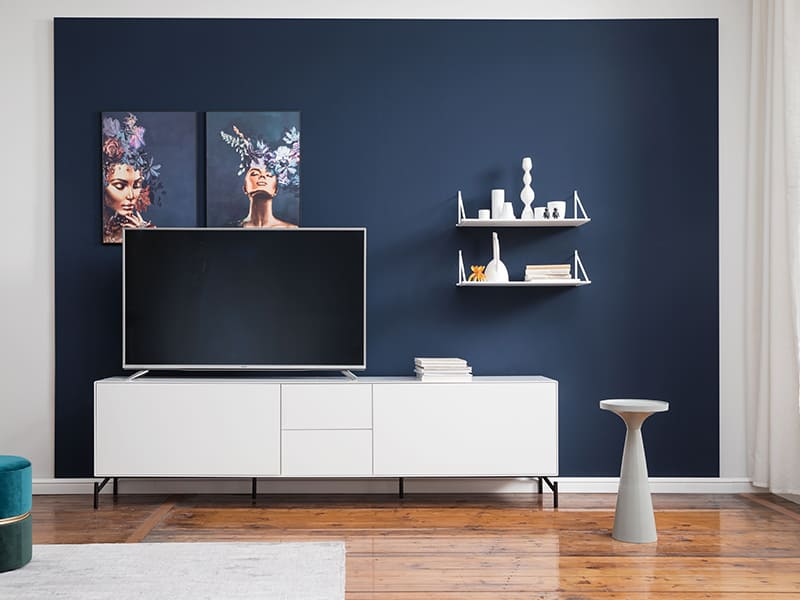 Sideboard Henri von Raumfreude im Wohnzimmer