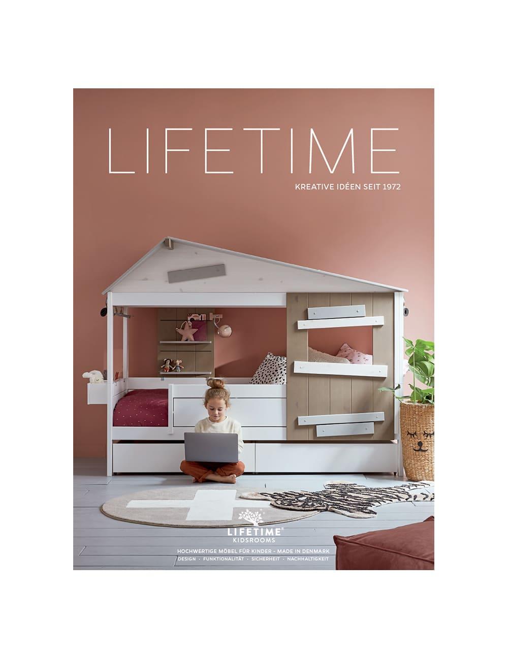 Lifetime Katalog für Kindermöbel aus Skandinavien