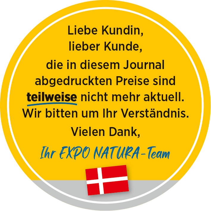 Expo Natura Sticker